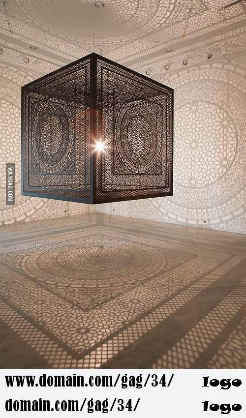 Awesome installation art
